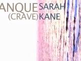 "Manque (Crave) de Sarah Kane - ""A"" Teaser"