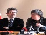 Projet de loi Laïcité du Parti de Gauche (conférence de presse)