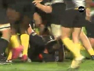 Rugby : Pays d'Aix / Mont-de-Marsan 2011