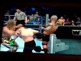 Smackdown vs Raw 2011 ~ The Bash ~ Unified WWE Tag Team Championship ~ Triple H & Aldric vs Randy Orton & Shawn Michaels