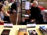 Les Éditions Dédicaces au Salon du livre de Carcassonne 2011
