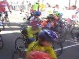 Armentières 2011 Poussins 1&2 départ des coureurs