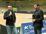 Basket: SIG - Cholet (l'avant-match)