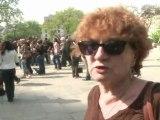 Manifestation avortée au premier jour de la loi contre le voile
