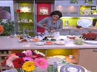 Recette Riz au poisson aux épinards et aux légumes