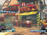 Super Street Fighter IV Arcade Edition - Yun vs Yang Gameplay - Captivate 11