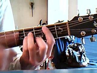 Visionnez les Cours Vidéo de G�n�rique Capitaine Flam - Accords Guitare