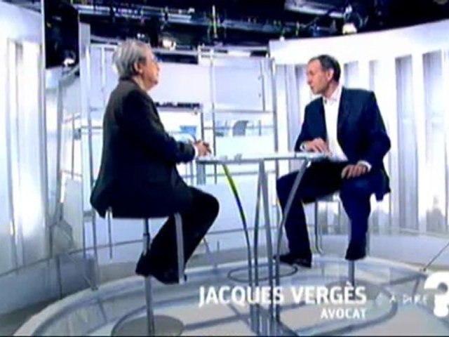 Côte d'Ivoire - Jacques Vergès le 12 avril - France 5