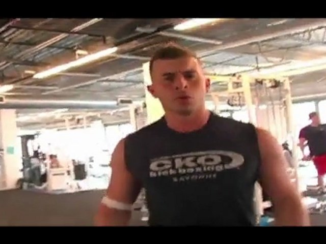 Epic Workout Time (Spartacus Workout)