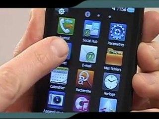 Samsung wave 2  Premières impressions Que Choisir