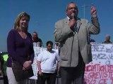 Toyota : Besancenot soutient les grévistes d'Onnaing