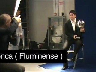Entrega do prêmio Bola de Prata 2010
