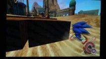 Sonic Wind Fire sur Wii partie 2