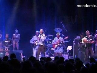 Seun Kuti - Extrait Festival Banlieues Bleues by Mondomix
