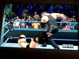 Smackdown vs Raw 2011 ~ The Bash ~ World Heavyweight Championship ~ Undertaker vs Judicael