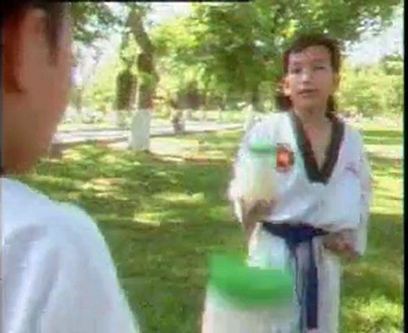 Publicité pour le produit alimentaire Favilo - Vietnam 2002