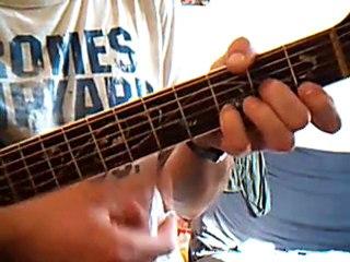 Visionnez les Cours Vidéo de Mon voisin Totoro (tonari no totoro) - Accords + cours Guitare