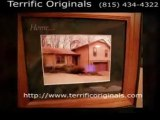 Marseilles IL Embroidery and Etched Picture Frames 4-4-11
