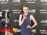 "EMMA ROBERTS at ""SCREAM 4"" Premiere"