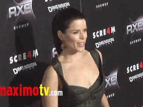 NEVE CAMPBELL at