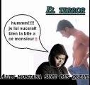 El terror clash Alibi montana - freestyle
