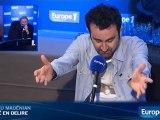 """""""Drucker qui fait la danse des canards, ca casse le mythe"""""""