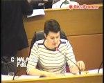 Amendement sur les subventions régionales aux crèches - Céline Malaisé
