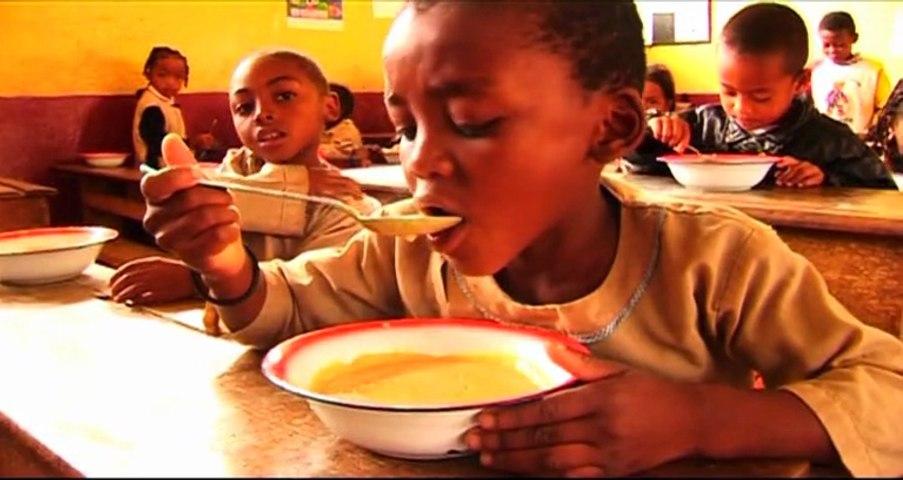 Nutrimad - School feeding program in Madagascar