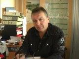 Languedoc-Roussillon : M. PARIS, Garagiste à Langogne (48) témoigne de la crue de novembre 2008
