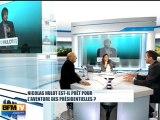 Débat Nathalie Levy : Jacques Séguela et Franck Tapiro