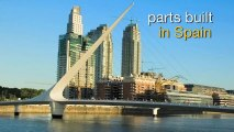 Buenos Aires Women's Bridge - Great Attractions (Buenos Aires, Argentina)