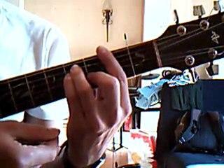 Visionnez les Cours Vidéo de Juliette Je t'aime G�n�rique Cours de Guitare Accords Tab