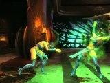 Mortal Kombat - Mortal Kombat - Shang Tsung gameplay ...