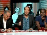Nicolas Bedos : Semaine mythomane 15 avril 2011 (Attali-Onfray-Toubon)