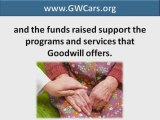 Car Donations –Goodwill Car Donations Made Easy