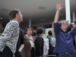 Flashmob Yelle Chef-Boutonne