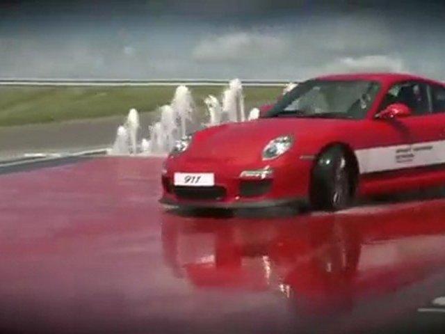 Porsche GT3 Silverstone, Porsche GT3 Dallas