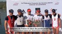 Championnats de France Finales Seniors Hommes