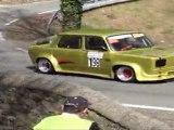 Course de côte de Bagnols-Sabran GROUPE F 2ème monte 03/04/2011