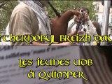 Jeunes UDB à Quimper Tcherno day Breizh !