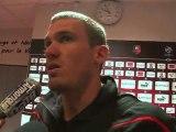 SRFC/Lorient : Nicolas Douchez