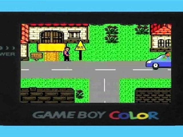 Rebecca Black - Le jeu Gameboy [Buzz parodie]