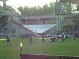 Lou (Lyon) / Oyonnax au stade de gerland PRO D2 saison 2010 / 2011 5