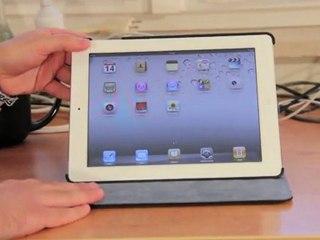 Custodie e Accessori iPad 2: Case Stand Targus | VideoRecensione HD iSpazio iPadevice