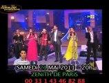 Concert Maroc 100% 2011 Zenith de Paris