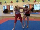 6. Maria Rylyova vs Tais. Submission Grappling + Armwrestling (24.03.2011)