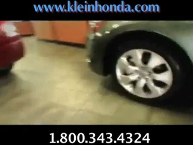 New Honda Seattle 2011 Honda Accord at Klein Honda