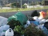 Isola delle Femmine e la sua munnezza 12 aprile 2011 ore 8,22