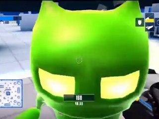Ninjas! Demons! 3D! YEAH! - Bytejacker