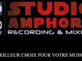 Studio d'enregistrement Lyon - Studio Amphore